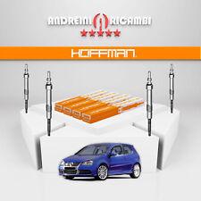 KIT 4 CANDELETTE VW GOLF V 1.9 TDI 77KW 105CV 2006 -> GE100