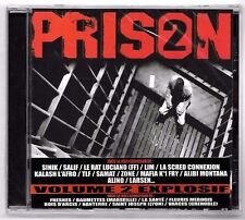 CD RAP FRANCAIS / PRISON 2 (NEUF SOUS CELLO) L.I.M, SALIF, LIM, MENACE RECORDS