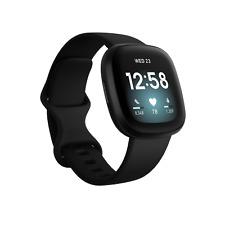 Fitbit Versa 3 Health & Fitness Reloj inteligente con GPS