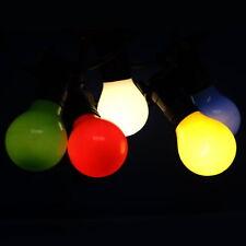 50m 240v Arctic Grade Festoon Harness Outdoor Garden Wedding Home Party Lights
