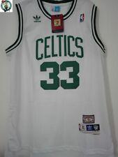 Larry Bird Boston Celtics Legend Classics Throwback Basketball NBA Trikot