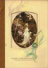 Lady Cottington's Pressed Fairy Album Bound Blank Journal