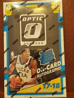 2017/18 Panini Donruss OPTIC Basketball HUGE Factory Sealed 20 Pack Retail Box
