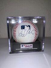 Authentic Ichiro Suzuki Miami Marlins Legend Signed Game Used MLB Baseball