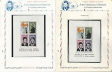 Cameroun Collection John F. Kennedy, C115a Overprints Mint NH, 4 Pages