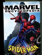 MARVEL ENCYCLOPEDIA: SPIDER-MAN HC/GN (VF) 1st PRINT 2003