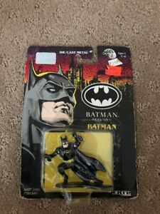 Batman Returns; die-cast Batman, ERTL, Vintage 1991, Unopened, NIP