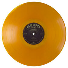 Graveyard - Lights Out LP - CLEAR Orange Colored Vinyl - Witchcraft Spiders NEW