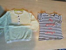 Lot de 2 vêtements bébé 18-24 mois Zara très bon état