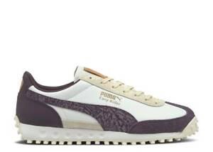 [382157-01] Puma Easy Rider SC Low Top Men's Sneakers White/Sweet Grape *NEW*
