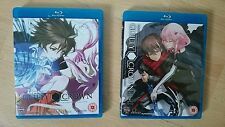 Guilty Crown - Series 1 - Part 1 and Part 2 Blu-ray bundle.