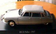 CITROEN DS 21 PALLAS 1967 NOREV GRISE GREY 1/43 NEW EDITIONS ATLAS