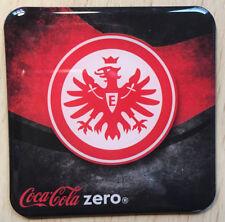 Eintracht Frankfurt SGE Magnet Pin Fussball Bundesliga Coca Cola Zero