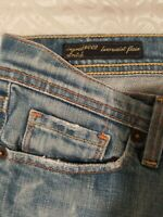 Citizens of Humanity Women's Low Waist Flare Leg Jeans Ingrid #002 Stretch 29