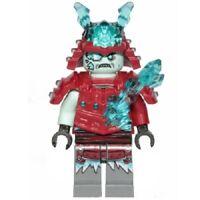 CM240 Lego CUSTOM  Samurai Warrior Shredder Soldier Minifigure /& Horse NEW