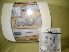 Conair Renaissance Facial System Model SM2 Massagers AC Adapter Storage Case