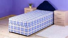 Single Divan New Wrapped Bed Free LOCAL Delivery