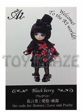 JUN PLANNING AI BALL JOINTED DOLL BLACK BERRY A-726 ABS PULLIP GROOVE INC NEW