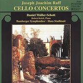 Raff: Cello Concertos, New Music