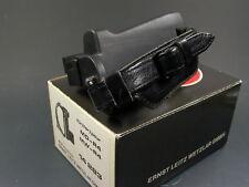 Leitz Leica Handgriff Grip 14283 +Lederschlaufe für for Winder + Drive R4 - R7