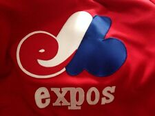 GARY CARTER MONTREAL EXPOS RED MITCHELL & NESS BATTING PRACTICE JERSEY SIZE 3XL