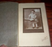 Cute Baby Antique Photograph Bodie Studio Honesdale PA