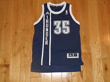 adidas Rev30 KEVIN DURANT Oklahoma City Thunder YOUTH NBA Team Swingman JERSEY S