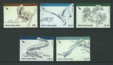 NEW ZEALAND 2010 DINOSAURS UNMOUNTED MINT