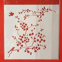 Darice Cutting Dies LEAFY TREE Die Cut Embossing Stencil 2014-19