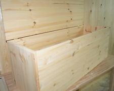 Massivholz Gartentruhe Gartenbox Wäschetruhe Box Made in Germany KÄPPEL-GERMANY