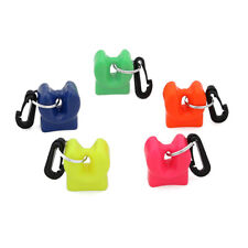Scuba Dive Regulator Octopus Octo Holder Retainer Mouthpiece Cover with Clip