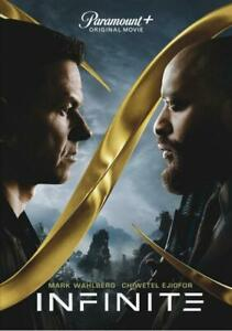 Infinite - Action Sci-Fi Thriller (2021) DVD