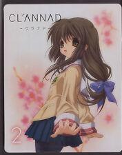 ++ Clannad DVD Vol. 2 Anime deutsch Steelbook TOP !++