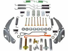 For 1987-1994 Chevrolet Blazer Drum Brake Hardware Kit Rear Dorman 86227QH 1988