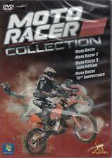MOTO RACER COLLECTION - DVD - La colección definitiva de carreras de moto