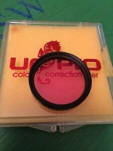 UrPro Magenta Underwater Filter 37mm For Green Water