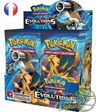 Pokemon  Boite de Boosters XY12  Evolutions Pokéball - VF Neuf  Scellée Francais