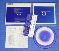 "Underworld ‎Beaucoup Fish"" JAPAN CD OBI"