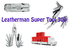 Leatherman 831102 Super Tool-300 Multitool With Premium Sheath