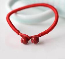 Lucky Red String Ceramic Bracelet