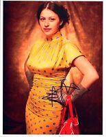 Alia Shawkat Signed Autographed 8x10 Photo Arrested Development COA VD