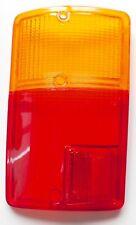 FIAT 126 126p FL  Rear Lamp Shades RED ORANGE  LEFT NEW