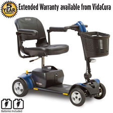 NEW Pride Mobility GoGo Elite Traveller Plus 4 Wheel Scooter w/ Avail Ext Warr