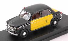 Fiat 1100 taxi barcellona 1956 1:43 scala rio