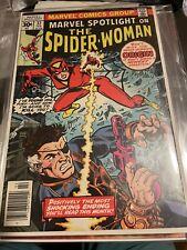 Marvel Spotlight 32 Marvel Comics 1st Spider Woman Jessica Drew Spiderwoman