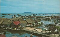 Penang, MALAYSIA - Fishing Village