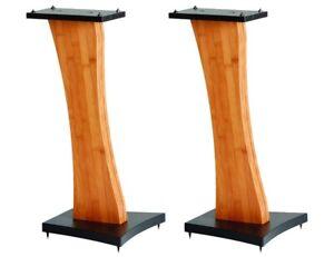 Quadraspire Q60 Bamboo Coppia Stand per Diffusori