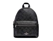8e55133e561f Coach F39511 F38263 F58315 Mini Charlie Signature Backpack Book New With  Tags