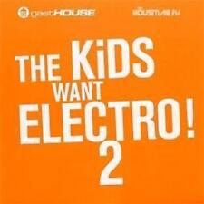 THE KIDS WANT ELECTRO 2 = Kishin/Sulto/Yates/Sneo/Vegas..=2CD=ELECTRO TECH HOUSE