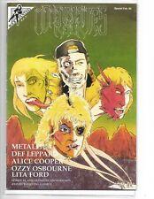 Monstrosities of Rock Special // Metallica Alice Cooper Lita Ford Ozzy & More